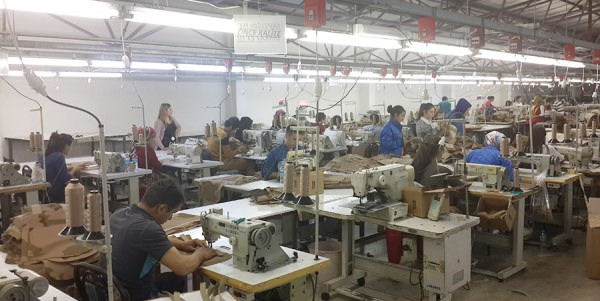 USINE DE CONFECTION Raff Military Textile